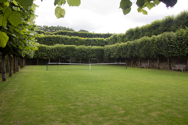 Grass Tennis Court In Backyard : pierreocom ? Join me on my journey ? Blog Archive ? Loire Valley